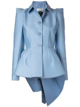 Dice Kayek structured blazer - Blue