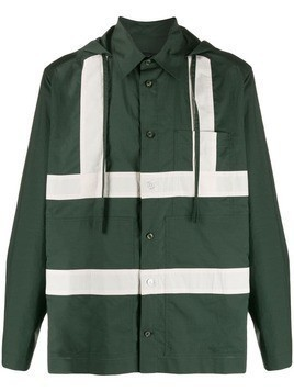 Craig Green hooded shirt jacket