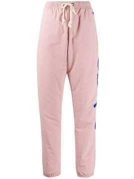 Champion drawstring track trousers - PINK