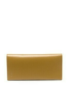 Ally Capellino folded wallet - Yellow