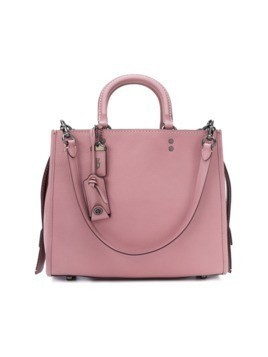 Coach Rogue tote bag - Pink&Purple