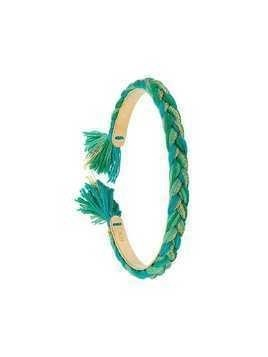 Aurelie Bidermann Copacabana bracelet - Green