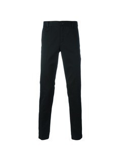Givenchy star and stripe trimmed trousers - Black