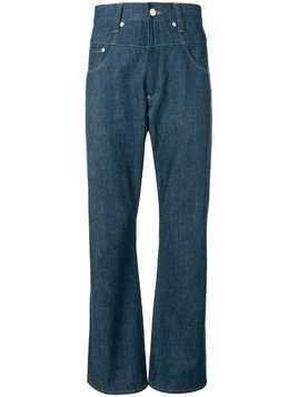 Junya Watanabe Man X Levi's loose-fit jeans - Blue