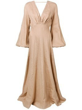 Kalita Utopia maxi dress - Neutrals
