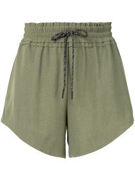 CAMILLA AND MARC Reggio shorts - Green