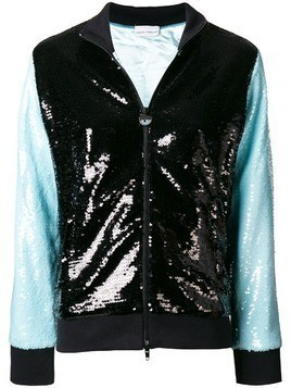 Chiara Ferragni sequin jacket - Black