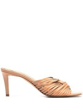 Stella McCartney stiletto heeled sandals - NEUTRALS