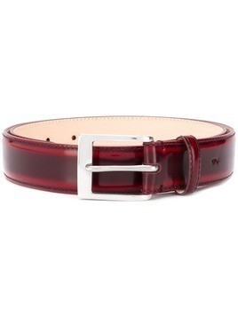 Paul Smith classic belt - Red