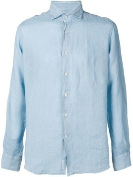Glanshirt classic formal shirt - Blue