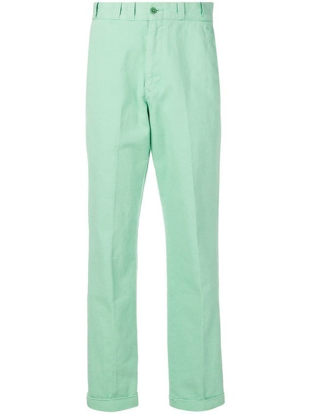 Levi's Vintage Clothing straight-leg jeans - Green