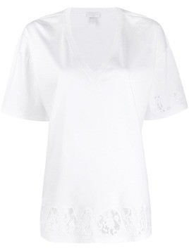 Escada Sport V-neck T-shirt - White