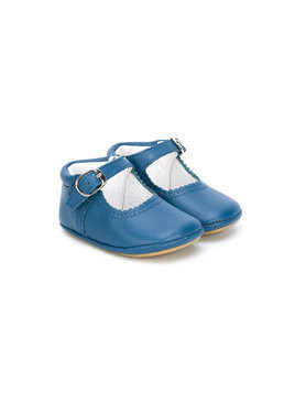 Amaia buckled pre-walkers - Blue