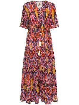 Figue Kalila printed maxi dress - Noifp