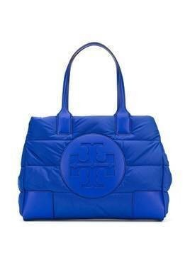 Tory Burch padded tote bag - Blue