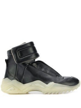 Maison Margiela Future high-top sneakers - Black