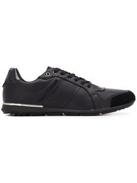 Versace Jeans lace-up sneakers - Black