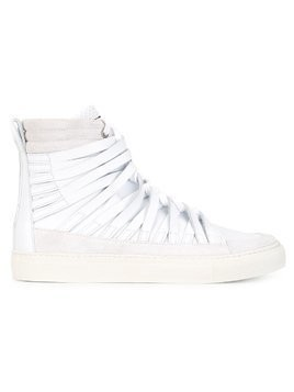 Damir Doma Falco hi-top sneakers - White
