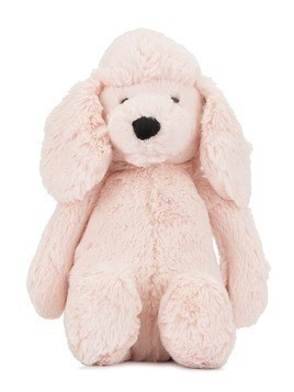 Jellycat puppy soft toy - Pink