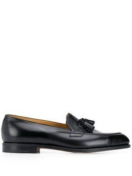 John Lobb truro loafers - Black