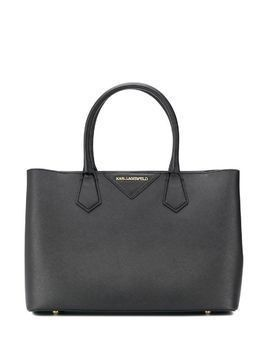 Karl Lagerfeld Klassik Shopper - Black