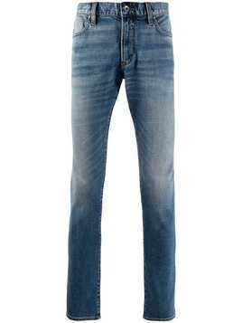 John Varvatos faded jeans - Blue