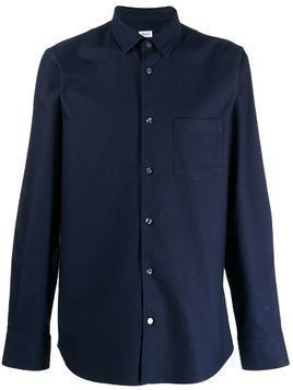 Filippa-K long-sleeve oxford shirt - Blue