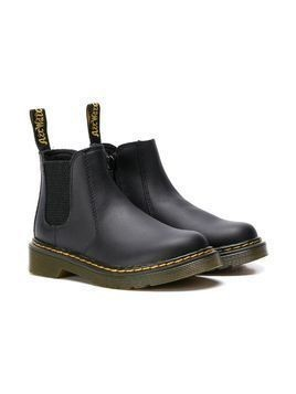 Dr. Martens Kids Softy chelsea boots - Black