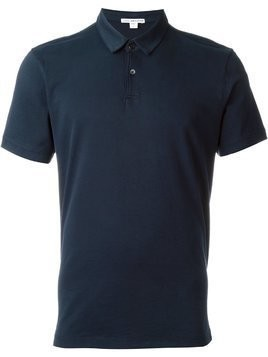 James Perse classic polo shirt - Blue