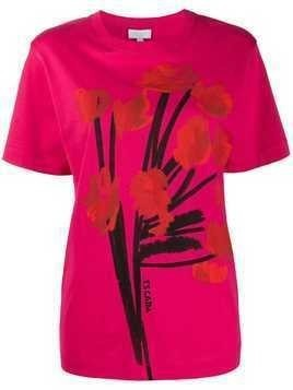 Escada Sport bouquet T-shirt - Pink