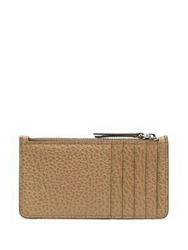 Maison Margiela four-stitch wallet - Brown