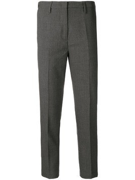 Blanca slim tapered trousers - Grey