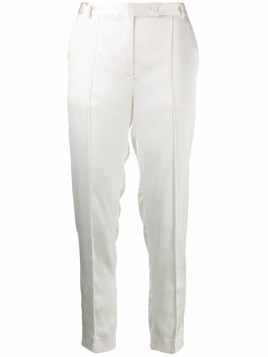 Styland slim fit trousers - White