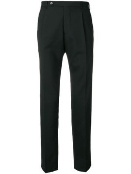 Berwich straight leg trousers - Black