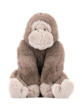 Jellycat monkey soft toy - Grey