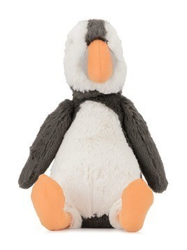 Jellycat puffin soft toy - Black