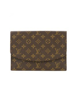 Louis Vuitton Vintage Rabat 23 clutch - Brown