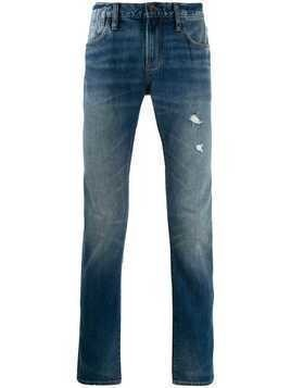 John Varvatos distressed jeans - Blue