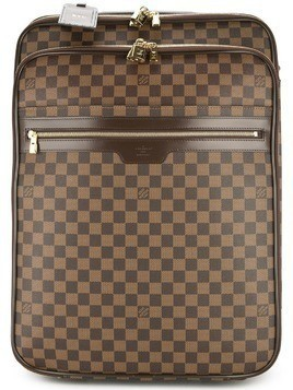 Louis Vuitton Pre-Owned Pegase 55 Business luggage bag - Brown
