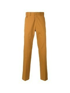 Stella McCartney classic chino trousers - Brown