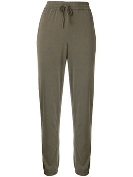 Vince elasticated waist trousers - Green