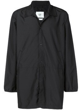 Herschel Supply Co. micro-checked raincoat - Black