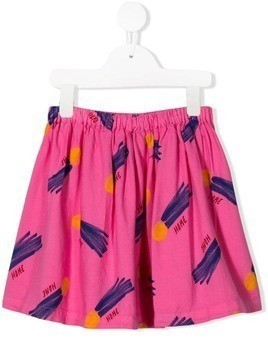 Bobo Choses Gonne skirt - Pink