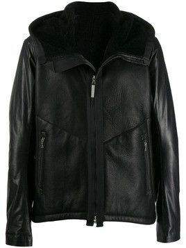 Isaac Sellam Experience Exiles Silky jacket - Black