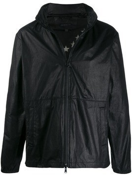 John Varvatos windbreaker jacket - Black