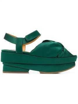 Chie Mihara Draga Sandals - Green
