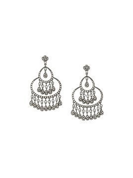 Loree Rodkin 'Maharajah' diamond earrings - Metallic