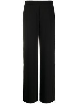 P.A.R.O.S.H. flared style trousers - Black