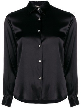 Blanca classic evening shirt - Black