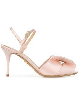 Charlotte Olympia Drew slingback sandals - Pink
